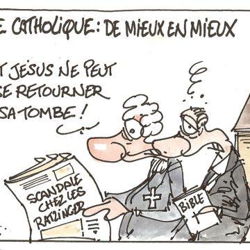 Pédophilie, le frère de Benoit XVI éclaboussé