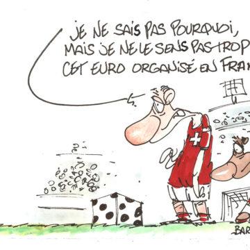 L'EURO organisé par la France…