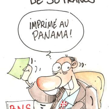 Nouveau billet de 50 francs