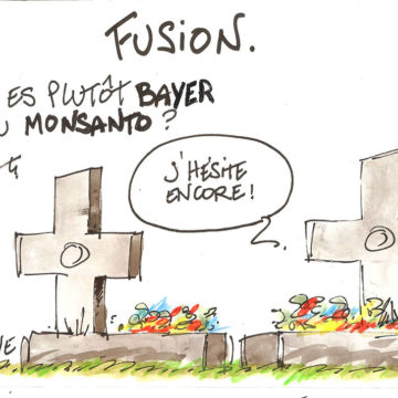 Fusion Bayer Monsanto