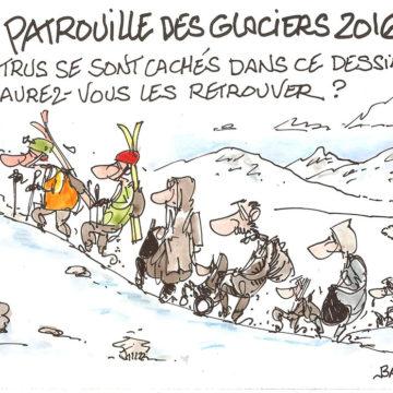 Patrouille des glaciers 2016
