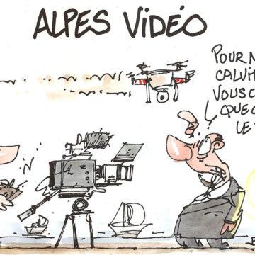 Alpes vidéo