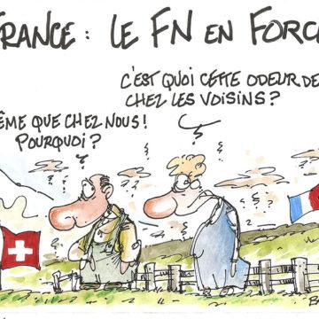 France: Le FN en force