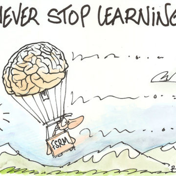 Never stop learning juin 2017