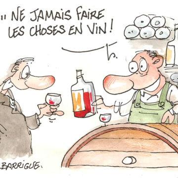 GASTROVAUD – Ne jamais faire les choses en vin!