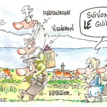 GASTROVAUD – Suivons le guide!