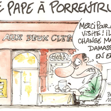 Le Pape à Porrentruy
