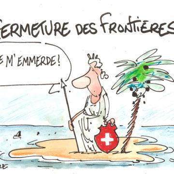 Fermeture des frontières