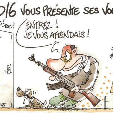 2016 vous présente ses voeux
