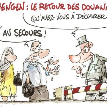 Schengen: le retour des douaniers